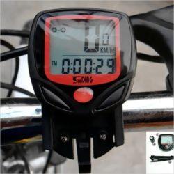 Велокомпьютер из Aliexpress