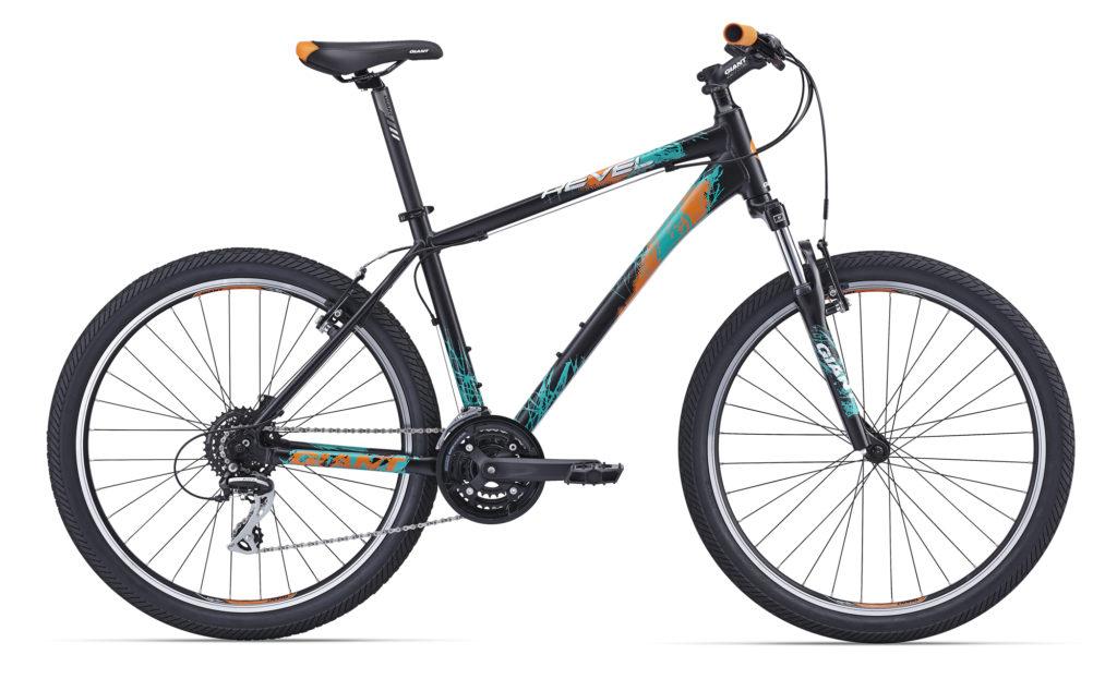 Велосипед Giant Revel 1 2016 Black Черный